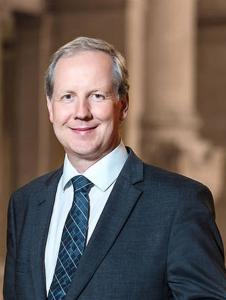 Oberbürgermeister von Hannover Stefan Schostok