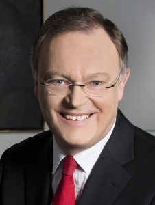 Niedersächsischer Ministerpräsident Stephan Weil